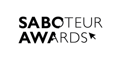 Saboteur Awards logo