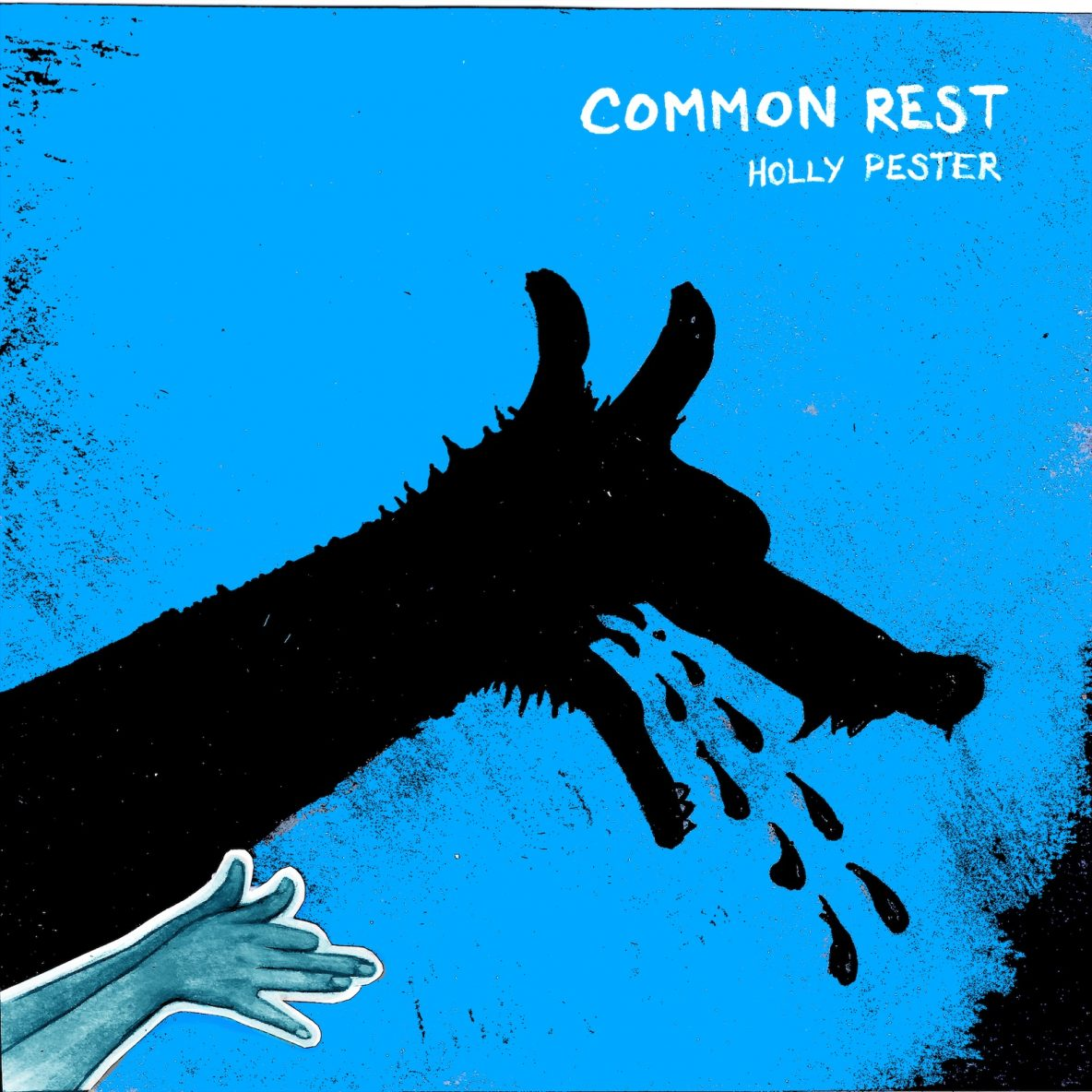 Holly Pester Common Rest front sleeve